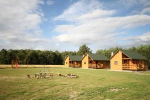 Noclegi całoroczne w komfortowych domkach na Pojezierzu Łęczyńsko-Włodawskim