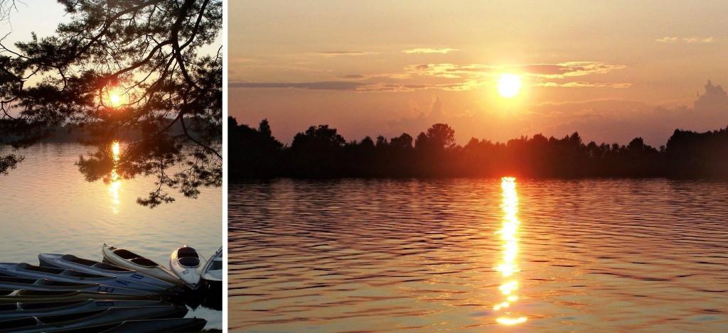 jeziora białka k. parczewa